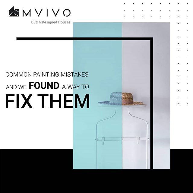 """MVIVO Team discovered there are some common painting mistakes and we found a way to fix them.  PROBLEM: Choosing the wrong colour  SOLUTION: """"The best thing to do when doing these kinds of colour arrangements is to purchase a few 3mm MDF sheets. Prime them, and when dry, apply them with a few colour samples you find appealing. After the colours have dried, place them throughout your home to observe the colours in various lighting of the day and night."""" Do you need more tips and tricks? Book your Free House Design Consultation @MVIVO Studio from 9:00 a.m onwards  Share this tip with your friends 🙌This might be beneficial for them too…  #mvivo #housedesign #newgeneration #srilanka"""