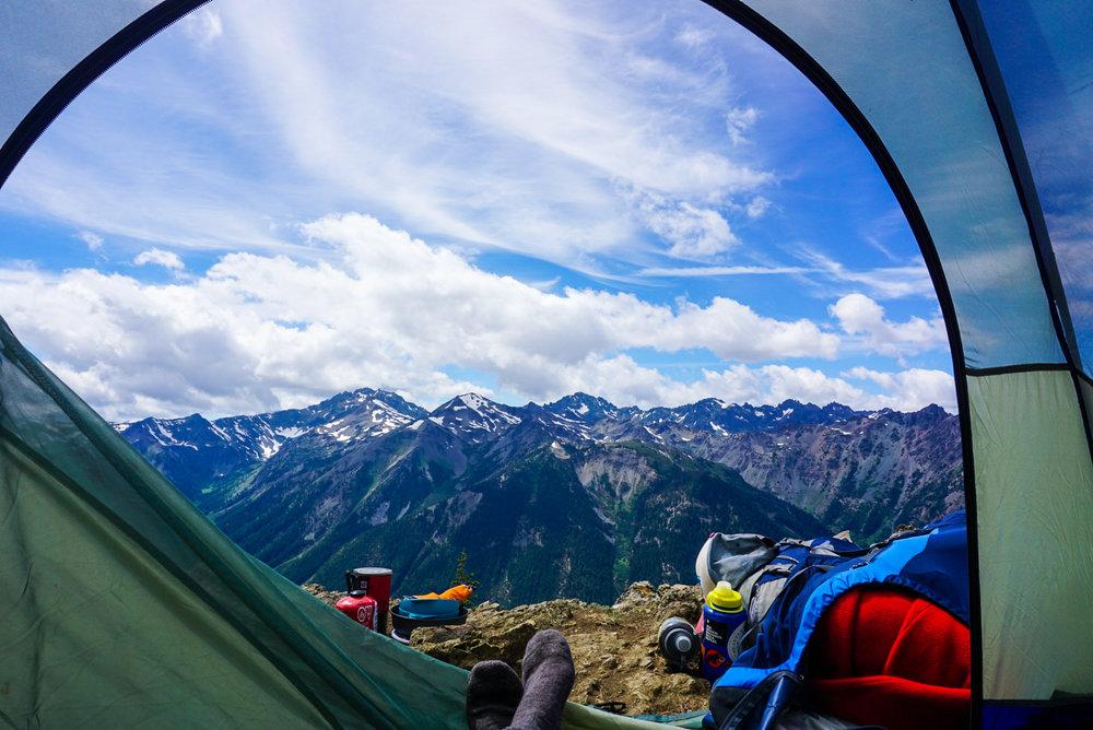Marmot Pass - July 2018