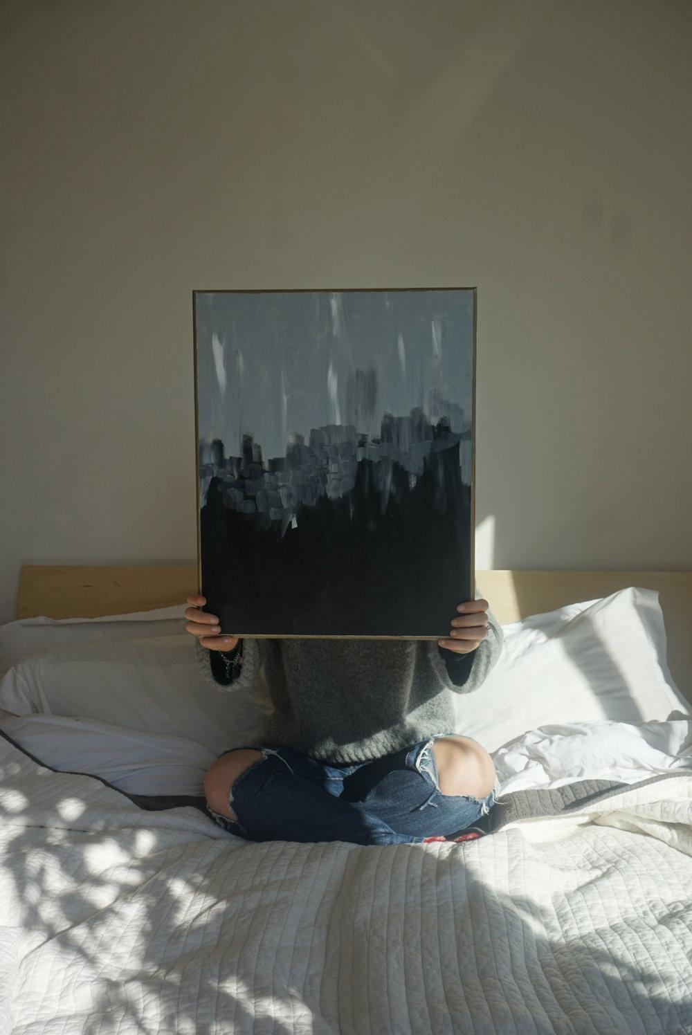 Painting with Sarrah