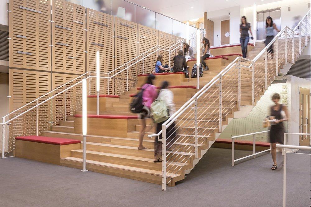 USC - Social Science's Interdisciplinary Building - los angeles, ca