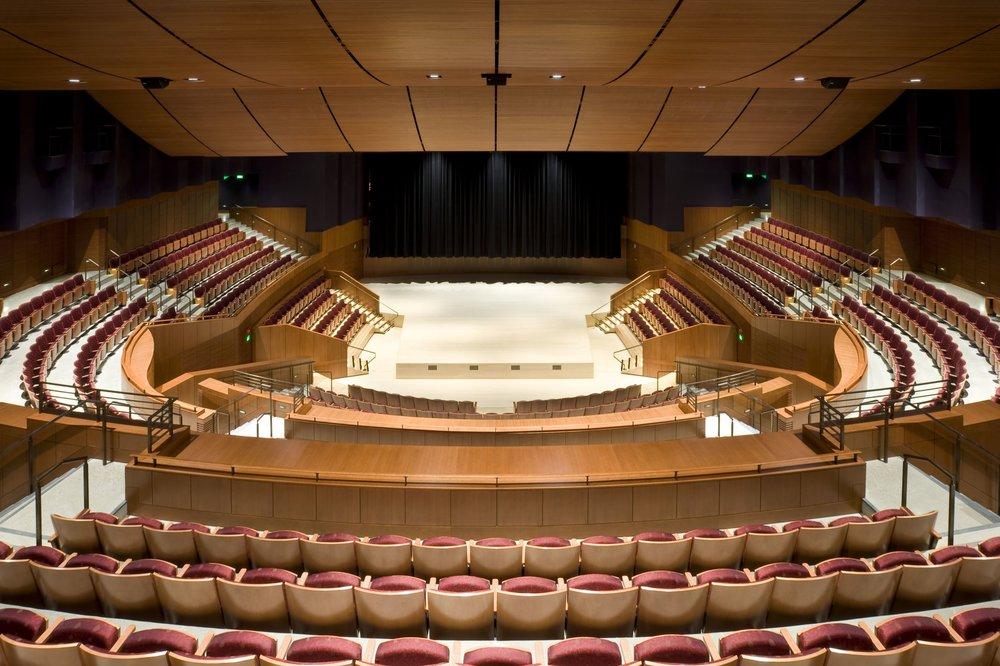 Soka Performing Arts Center - aliso viejo, ca