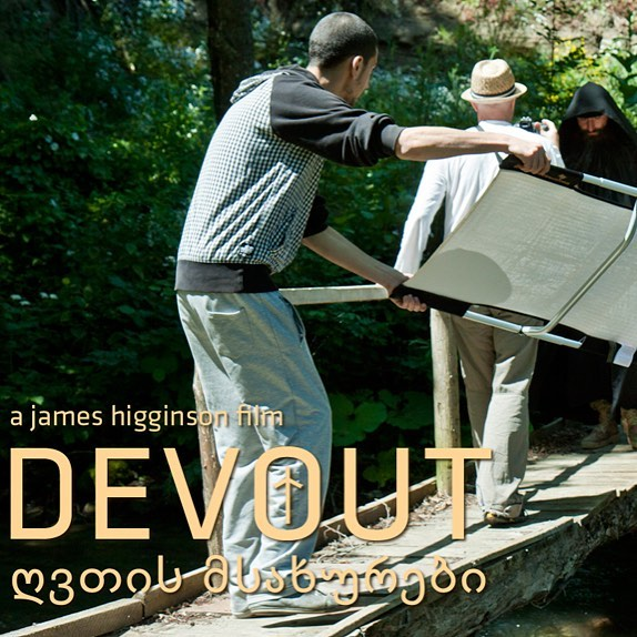 DEVOUT, the long awaited, much anticipated documentary film by James Higginson about the Monks living in the country of Georgia, is now available!  CLICK link to watch DEVOUT  https://vimeo.com/ondemand/devout/168251482?autoplay=1.  #devoutmovie.com. #jameshigginson