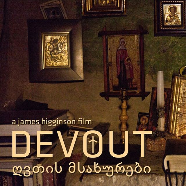 Watch DEVOUT- https://vimeo.com/ondemand/devout  #devoutmovie  #jameshigginson  #documentary  #georgia