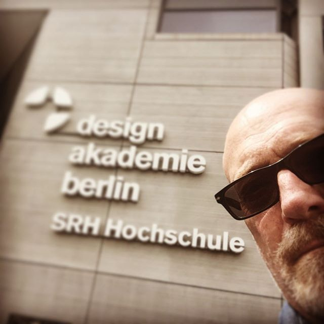 After 10 months, finally back to work-2nd day teaching at the Uni in Berlin....So grateful!!! #luvinlife #dab