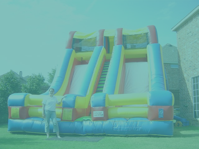 "<p><strong>Bouncy House</strong>Fun for the whole family!<a href=""/area-of-your-site"">More →</a></p>"