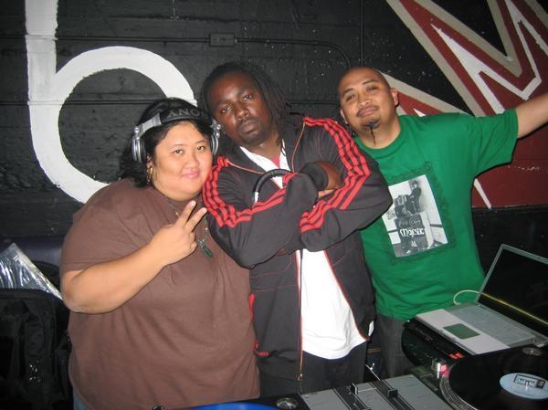 Kuttin Kandy & DJ Mpenzi