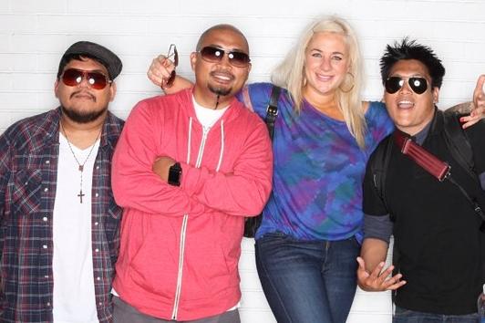 Cutso, Mamabear, and DJ Brigidope