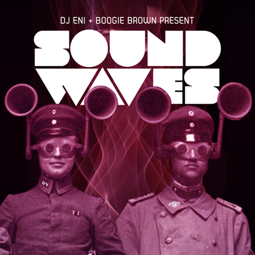 Soundwaves    Released September 2014