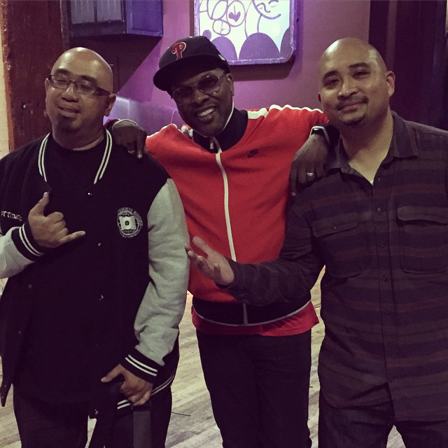 Rhettmatic & DJ Jazzy Jeff