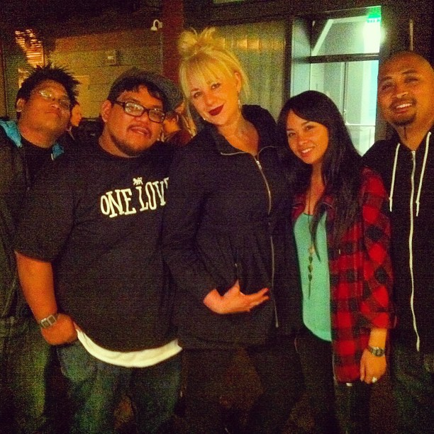 DJ Brigidope, Cutso, Mamabear, and DJ Roza