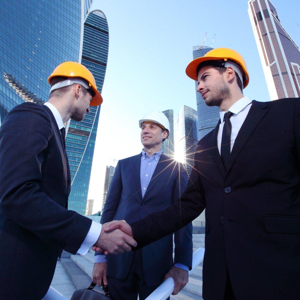 Construction developer