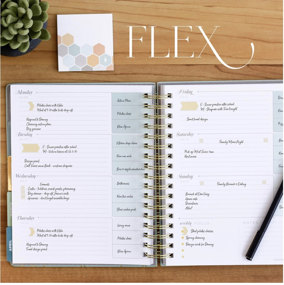 Inkwell Press Flex Planner