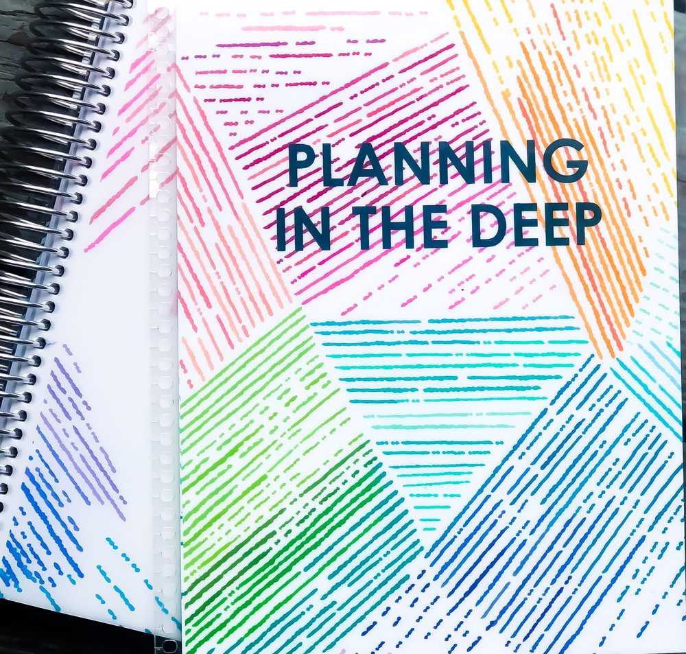 Removable Covers ~ Erin Condren Life Planner