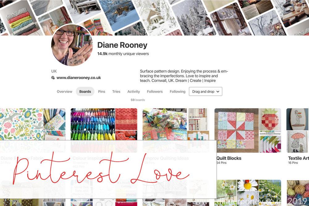 Diane Rooney Pinterest Boards 2019
