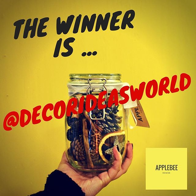 Congratulations to @decorideasworld  Apologies for lack of posting during the last couple weeks. So many new things and project to get our teeth into in the new year. Watch this space 👀 . . . . . . . #vintagechristmas #vintagechristmasdecor#christmas #christmasdecor #christmastree#onlineshopping #onlineshop#interiordesign #interiordecor#antiquesdealersofinstagram #retroliving#business #interiors #furniture#sale #interiorstyling #forsale#applebeehouse #retro #colourful #bright#barnet #store #greathit #vintage#vintagefashion #vintagestyle #love #FF