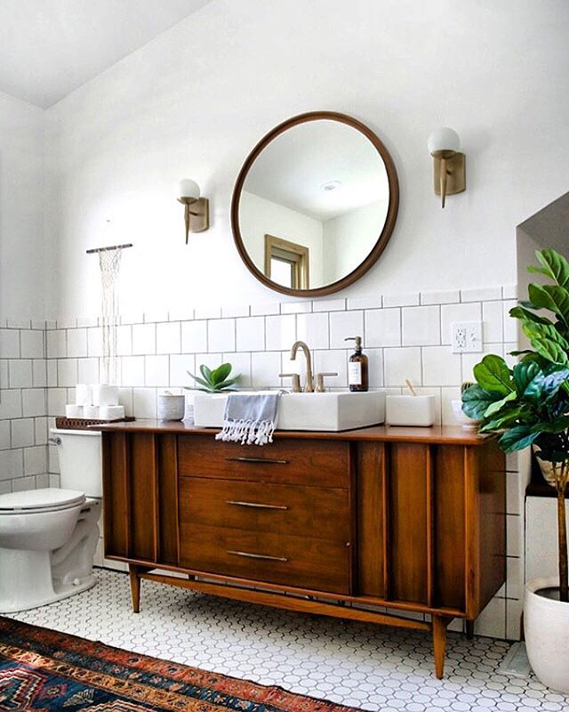 Currently trying to find inspiration for new projects... so Pinterest is definitely my go to but I find sometimes I'm looking at the same thing over and over again... Where do you guys find your creative inspiration? (All suggestions welcome 😅) . . . ( Gorgeous photo found on @upcyclist_view Pinterest page) . . . . #bathroom #bathroomvanity #vintage bathroom #myhomevibe #myhomestyle #interiorboom #styleithappy #myhomevibe #howivintage #myvintagevibe #apartmenttherapy #designsponge #cornerofmyhome #interiorinspo #interiorstyling #interiordetails #vintagehomedecor #midcentury #myeclecticmix #colourpop #colourmyhome #pocketofmyhome #livingroominspo #myFABhome #beautifulhomes #interior4all #sassyhomestyle #vintageinterior #vintagehome #myvintagehome