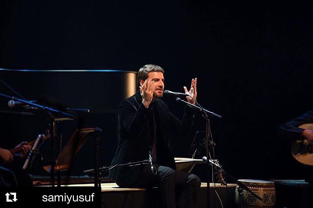 #Repost @samiyusuf ・・・ From last night's concert at @roh_muscat  A night filled with love and spirituality. God bless. _sy.  #samiyusuf #sylive2018 #oman #royaloperahousemuscat #tradition  Photo credit: Khalid AlBusaidi, ROHM.