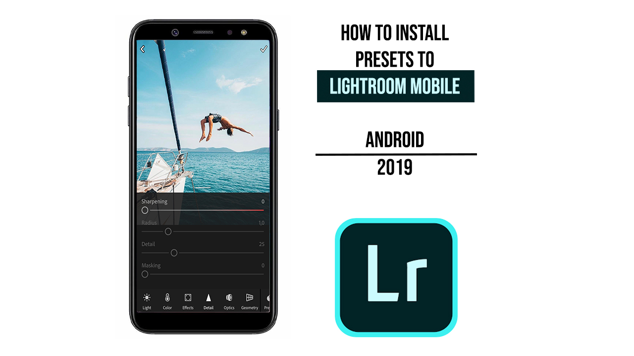 How To Install Presets To Lightroom Mobile | Android | 2019 — Ollivves
