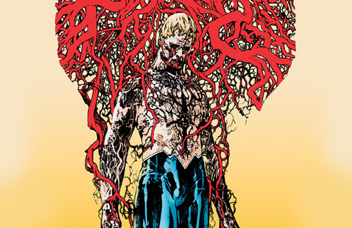 Animal Man Jeff Lemire