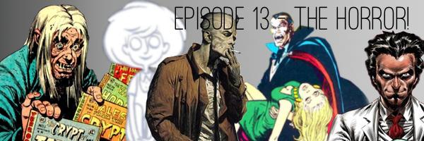 Horror Comics Podcast