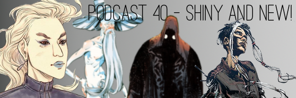 ConSequential Podcast 40 - Shiny and New