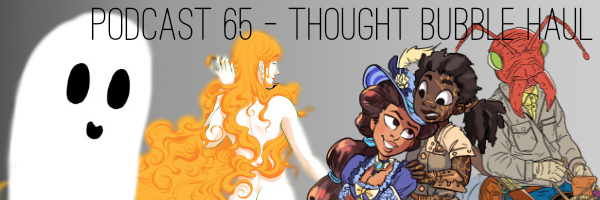 ConSequential Podcast 65 - More Thought Bubble