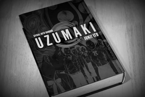 Uzumaki - cover