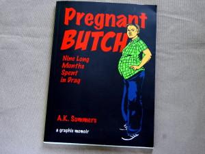 Pregnant Butch - cover