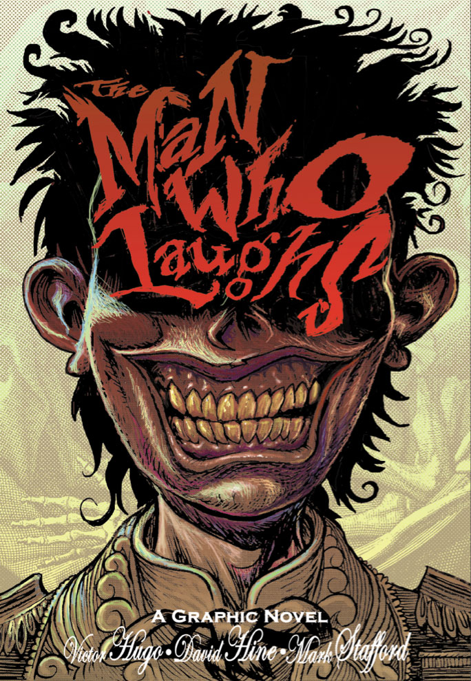 The Man Who Laughs David Hine Mark Stafford