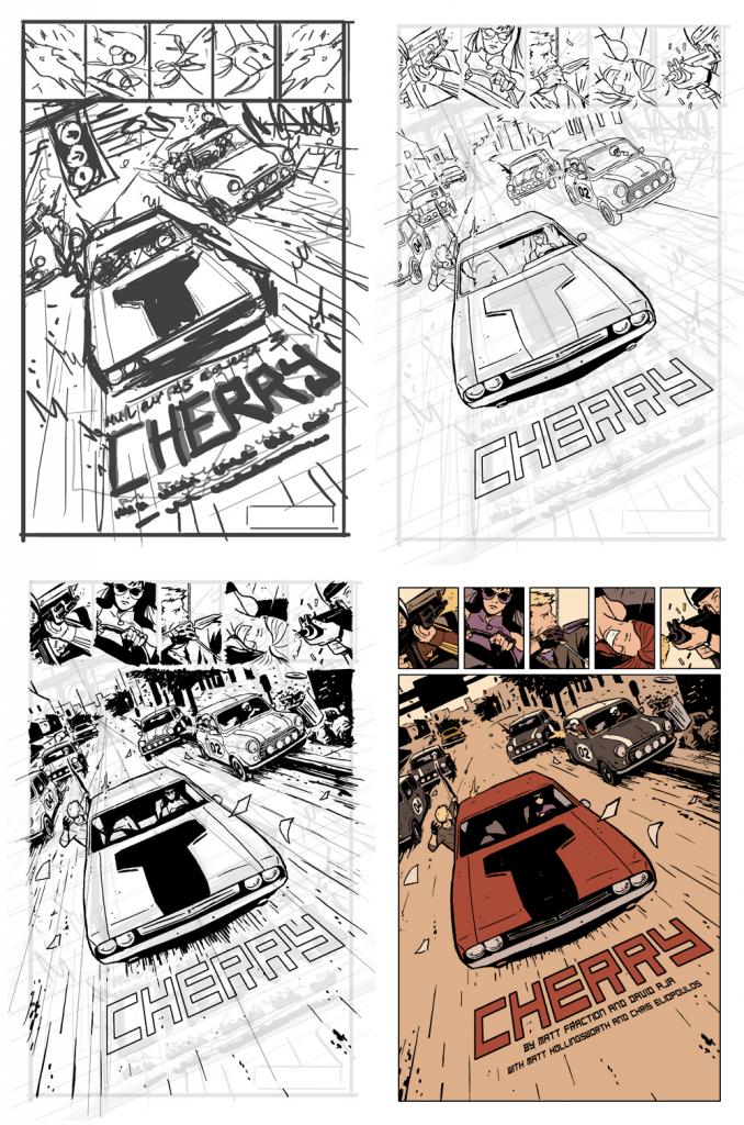 Hawkeye Page Process