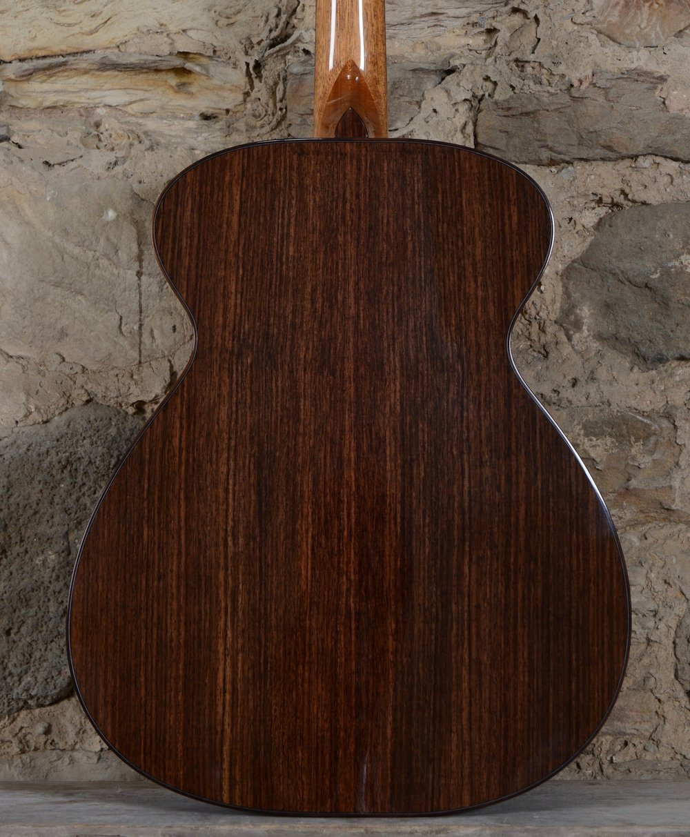 Oreval with Indian Rosewood