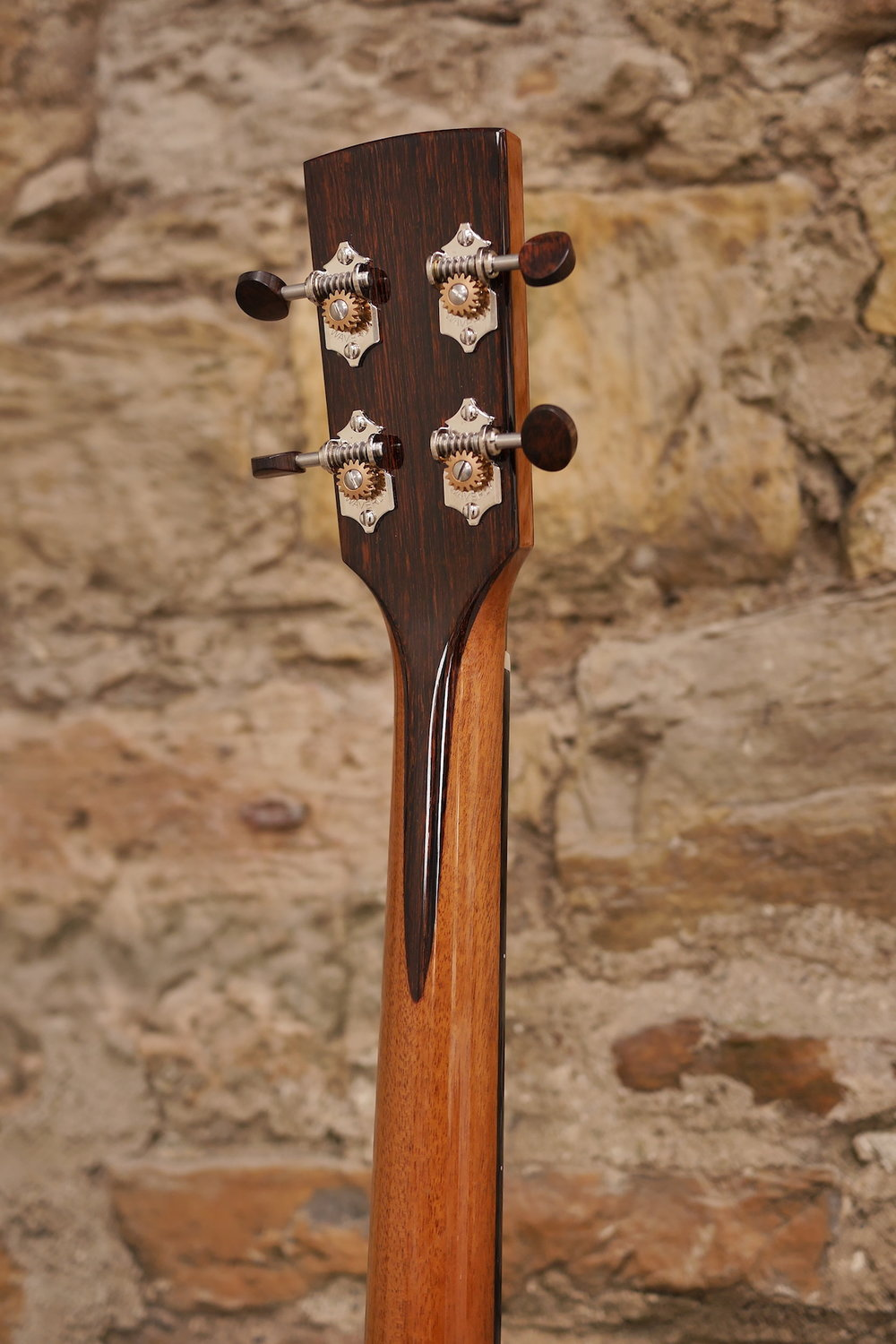 Dougie MacLean's Tenor with Spanish cedar neck