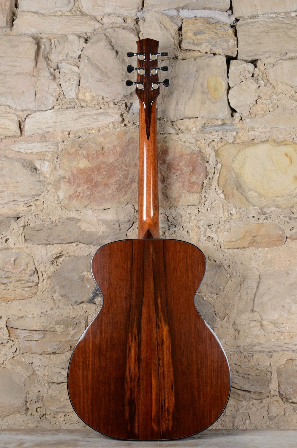 Reclaimed Belizean Rosewood Back and sides - 4 piece