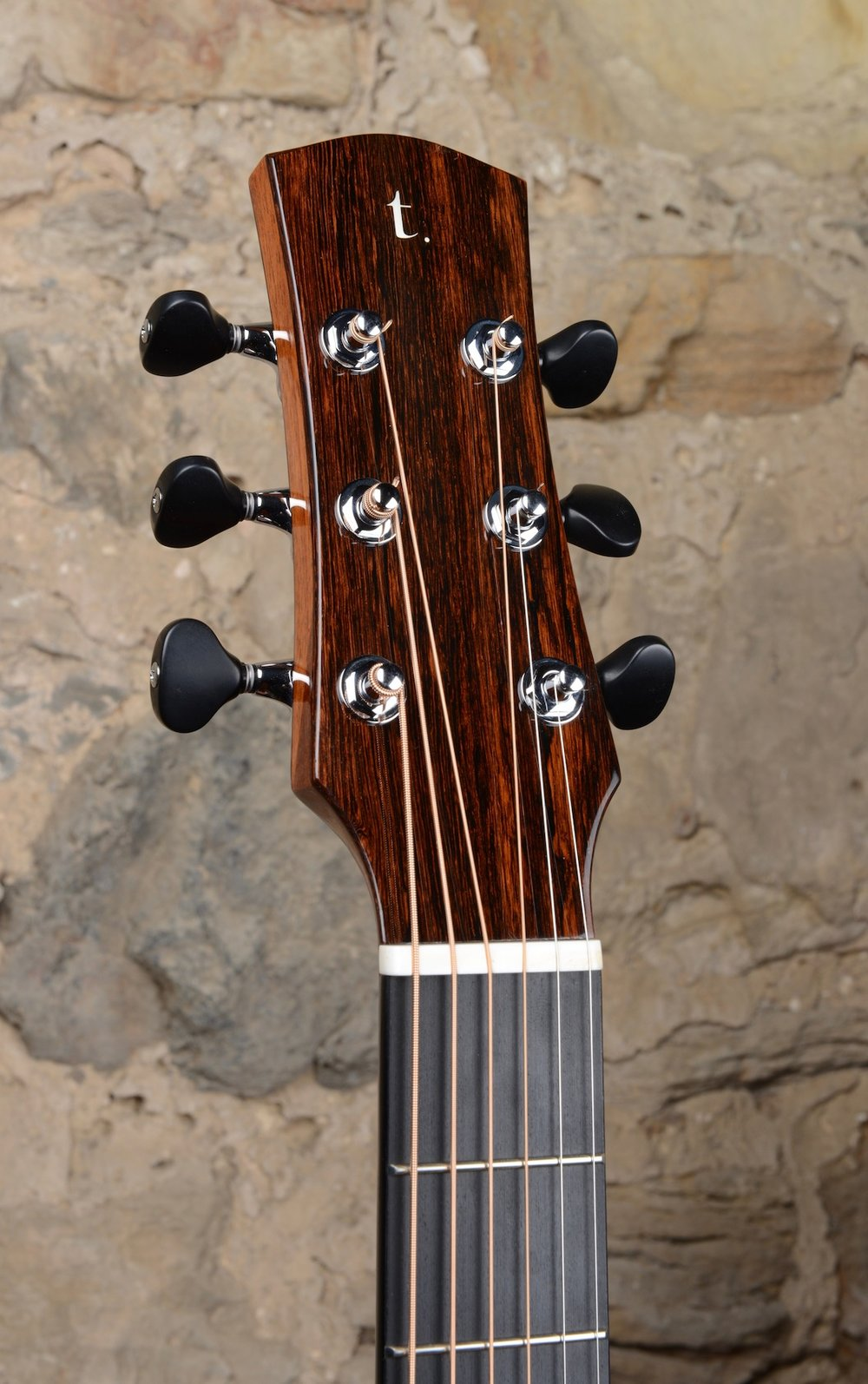 Madagascan Rosewood MkII Headstock