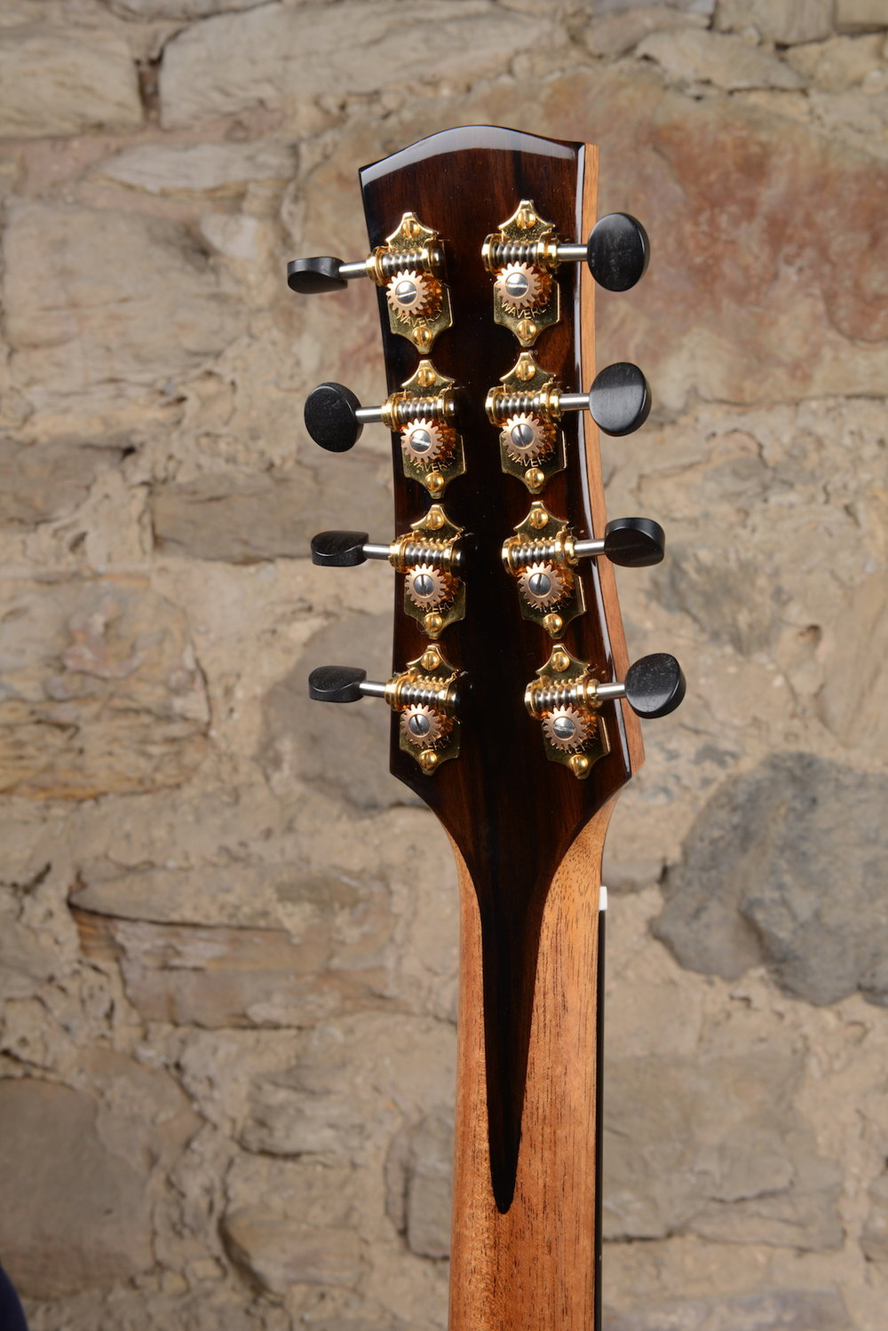 Waverly tuners and Clydesdale Bank reclaimed Mahogany
