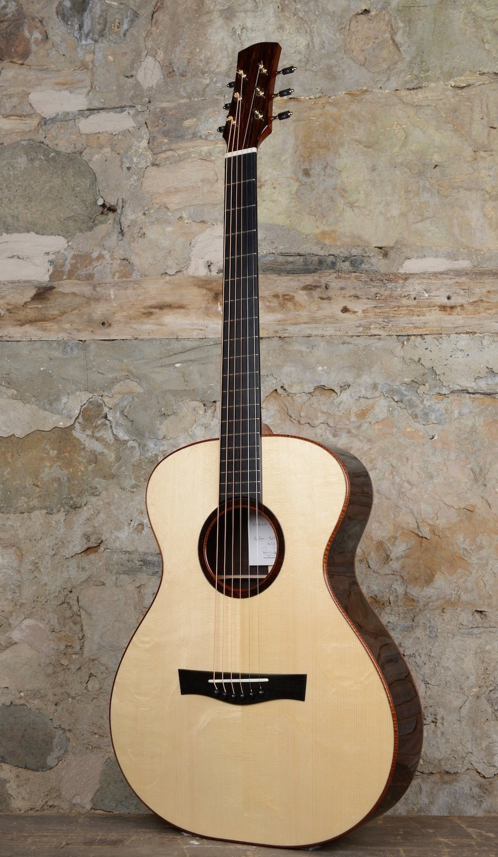 The Taran - In  Madagascan Rosewood and Bearclaw Swiss Spruce