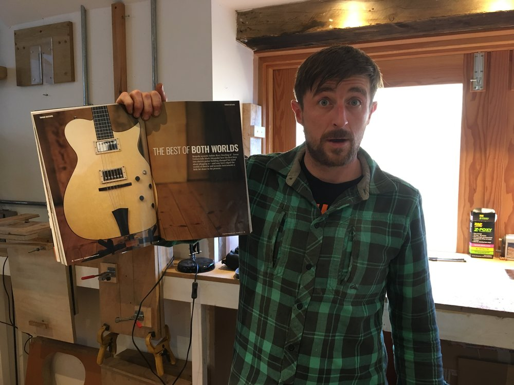 Rory Dowling The Guitar Magazine 04