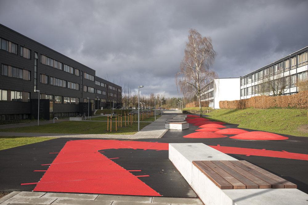 Langkærparken in Denmark