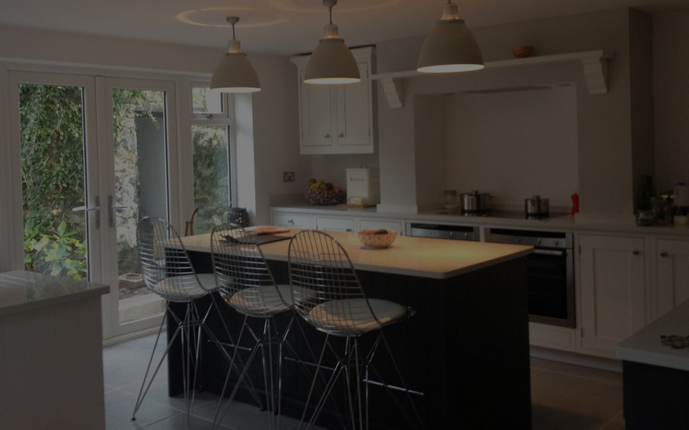 Our kitchens are built to the highest of standards and last a lifetime -