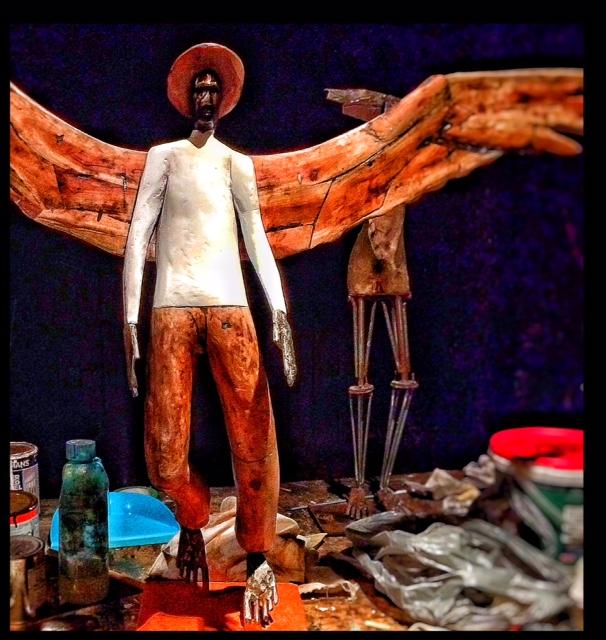 Spirit Man & The Whistling Eagle