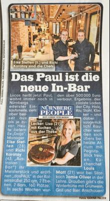 dasPaul Pressemitteilung