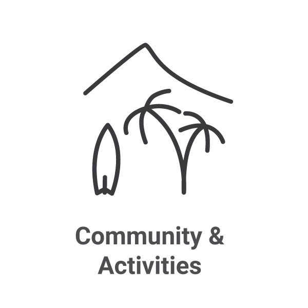 community and activities