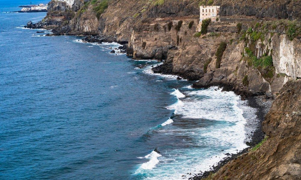 Explore Black Volcanic Beaches -