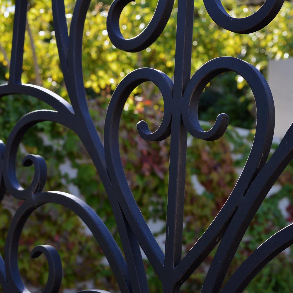 wrought iron door australia
