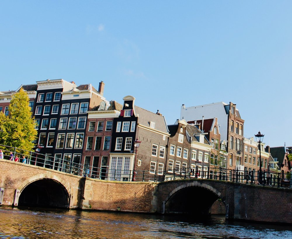 Copy of Amsterdam Boat Adventures Classic Boat Tour