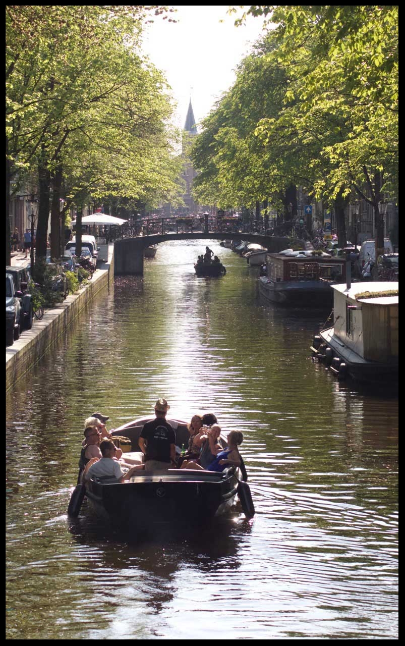 Amsterdam Boat Adventures offers private boat tours and canal cruises year round on special request - The minimum time needed for a private Amsterdam boat tour is 60 min.The recommended duration for a private boat cruise is 1,5 - 2,5 hours.The cost is 150 € per hourLanguage options; English or DutchMany different routes and options in or around Amsterdam.Available for 1 to 12 passengers.Custom made boat tours available and special stops possible.We accept private boat tour bookings through emailor by phone.