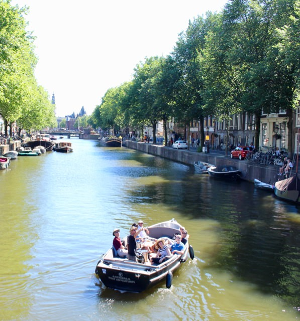 Private Canal Boat Tours -