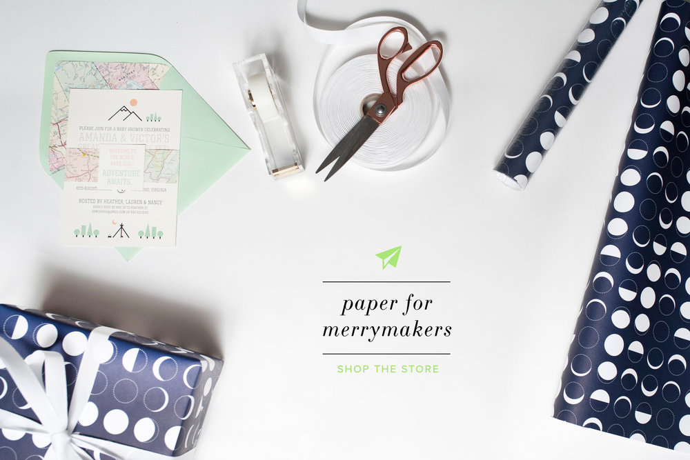 Paper Products & Cards for Every Special Occassion