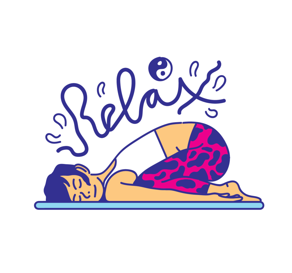 Relax! (personal work)