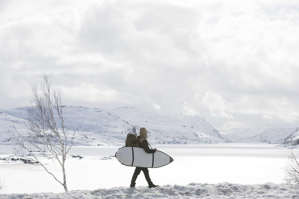 endless winter music